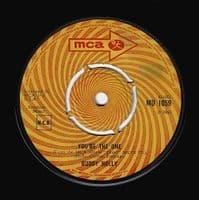 BUDDY HOLLY Love Is Strange Vinyl Record 7 Inch MCA 1968